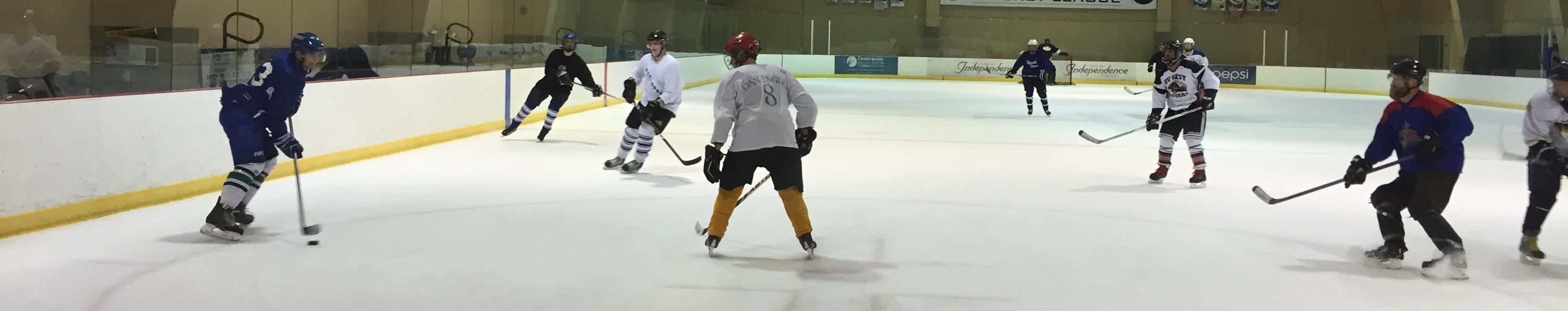 adult hockey for beginners