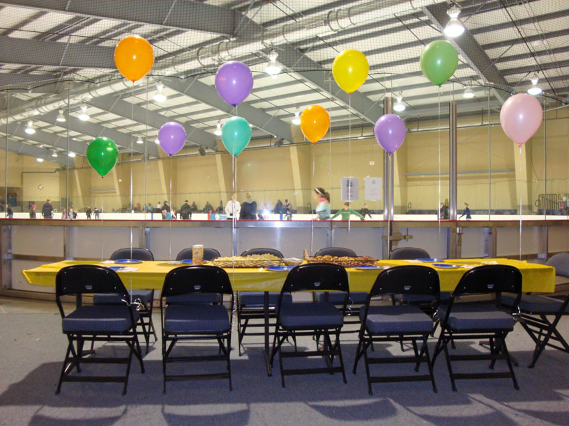 Birthday Parties Centerpoint Community Ice Rink